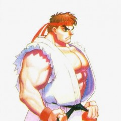 Street_Fighter_II_Turbo_Art_Ryu_1