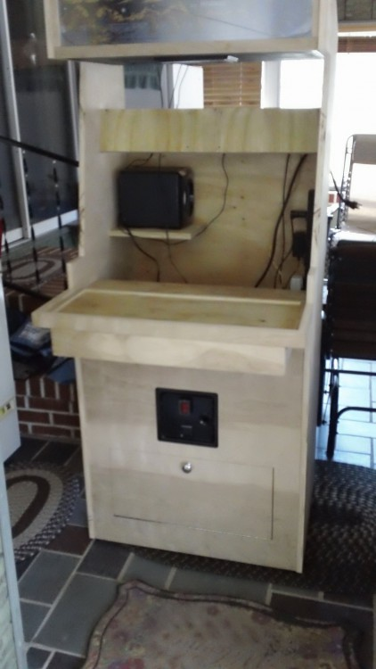 Show off your homemade consoles/arcade cabinets! | NeoGAF
